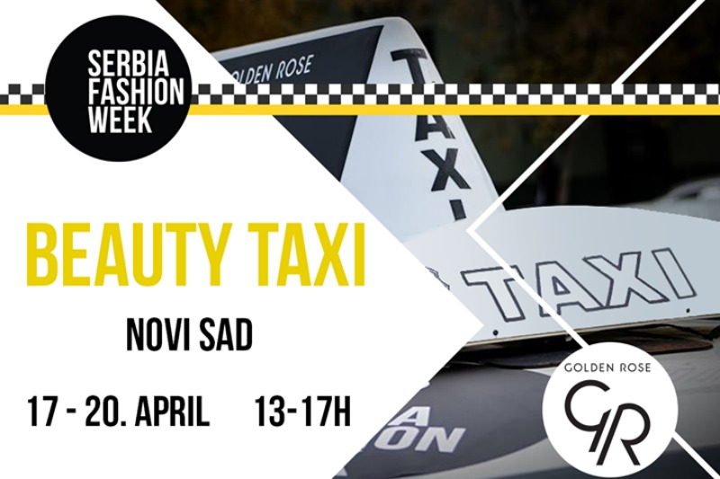 Beauty Taxi Serbia Fashion Week Estradanje